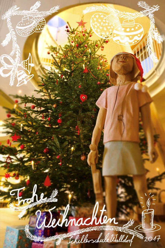 Frohe Und Gesegnete Weihnachten.Frohe Weihnachten Und Ein Gesegnetes Neues Jahr 2018 Schillerschule